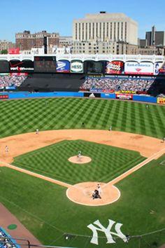 Yankee stadium. Bronx, NEW YORK CITY.