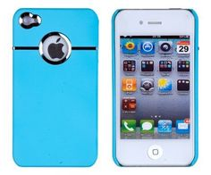 iphone 4 light blue case