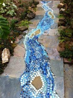 creek art flow - Google Search
