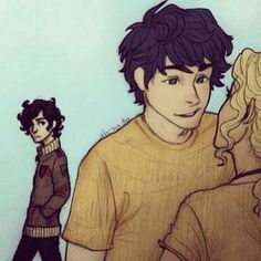 """I had a crush on Percy, that's the big secret."""