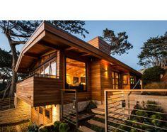 Carmel Beach House via Carver + Schicketanz architecture
