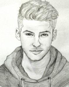 Human Face Sketch, Male Face Drawing, Cartoon Girl Drawing, Guy Drawing, Character Drawing, Sketch Drawing, Sketching, Cody Christian, Anime Drawings Sketches