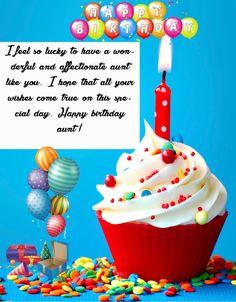 Best Birthday Quotes For Aunt Special Card Gift Birthdaygirl Birthdaycake Birthdayparty Birthdayboy Birthdaygift Birthdays