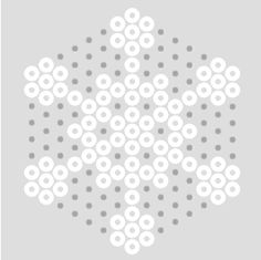 Hama bead Snowflake Designs - various, using small hexagonal boards Perler Bead Designs, Hama Beads Design, Hama Beads Patterns, Beading Patterns, Snowflake Designs, Snowflake Pattern, Christmas Perler Beads, Peler Beads, Melting Beads