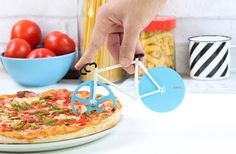 Fixie Pizza Cutter | 43 Impossibly Cute Products You'll Actually Use