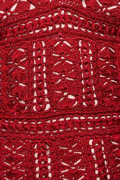 Vestido Crochet Veni