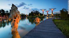 Bay South Park,Singapore