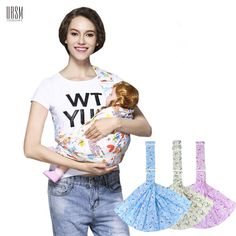 0-36 Months Baby Carrier Breathable Horizontal /Side Carry Infant Comfortable Sling Backpack Pouch Baby Kangroo Belt Carry Bag