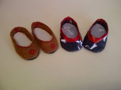 Up to My Eyeballs in Dolls: Doll DIY: SHOES! Part 1 Making Your Template