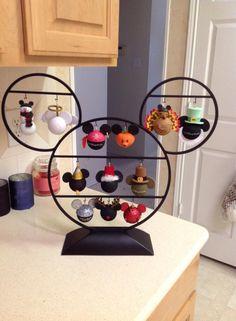 Disney Finds - Hallmark Ornament or Antennae Topper Stand