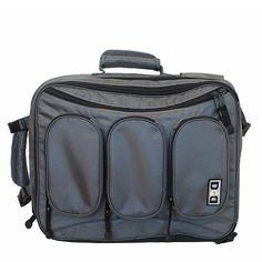 f073ddb0f72 Diaper Dude Convertible Messenger Backpack Diaper Bag - Grey - Babies