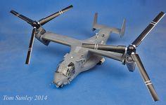 CV-22 Osprey Italeri 1/48