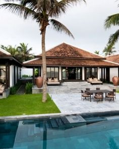 Jetsetter provides insider deals, unique experiences, and thoughtful insights to our members, allowing them to book with ease and confidence. Landscape Architecture, Landscape Design, Green Resort, Archi Design, Hawaii Homes, Resort Villa, Amazing Spaces, Beautiful Hotels, Hotels And Resorts