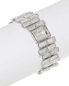 Swarovski 'Primetime' Crystal Bracelet