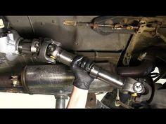 How to Install a Slip Yoke Eliminator and Driveshaft for a Jeep Wrangler TJ Jeep Xj Mods, Jeep Wj, Jeep Wagoneer, Jeep Wrangler Rubicon, Jeep Truck, Jeep Wrangler Tj Accessories, Jeep Accessories, Badass Jeep, Jeep Cherokee Xj