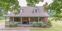 painted brick cape homes | Wonderful brick Cape Cod on a large, private lot - 360 Mockingbird Ln