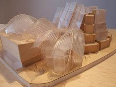"""Leslie Feely Fine Art on Manhattan's Upper East Side, exhibition """"Frank Gehry At Work"""""""
