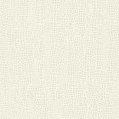 Candice Olson Dimensional Surfaces Metallic Crocodile Skin Wallpaper | YLiving