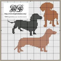 Thrilling Designing Your Own Cross Stitch Embroidery Patterns Ideas. Exhilarating Designing Your Own Cross Stitch Embroidery Patterns Ideas. Beaded Cross Stitch, Crochet Cross, Modern Cross Stitch, Cross Stitch Charts, Cross Stitch Designs, Cross Stitch Embroidery, Embroidery Patterns, Cross Stitch Patterns, Dog Pattern