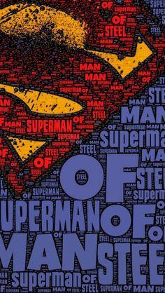Man Of Steel Superman by Loganchico HD desktop wallpaper