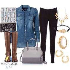 Fall with chloe and Isabel accessories!! www.chloeandisabel.com/boutique/gretasjewelrybox
