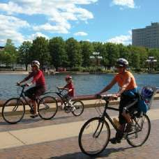 Same-Day Bike Rental - included on the Go Boston Card!