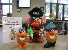 Mr. Potato Head Pirates