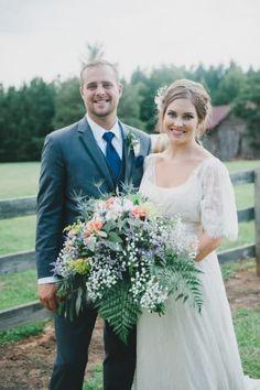 Southern #Rustic Farm #Wedding - Rustic Wedding Chic. #Photography