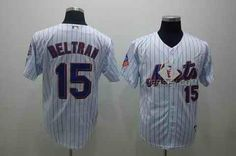 http://www.xjersey.com/mets-15-beltran-whiteblue-strip-jerseys.html Only$34.00 METS 15 BELTRAN WHITE(BLUE STRIP) JERSEYS Free Shipping!