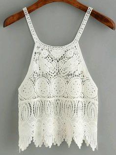 Crochet, para primavera-verano.