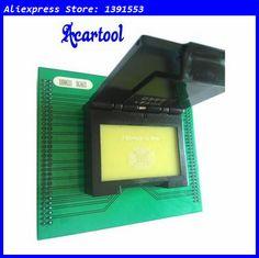 Acartool 1pc BGA63 Socket Adapter UP818 UP828 chip programmer BGA63 ic socket