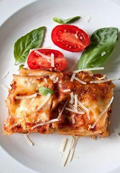 Recipe: Vegetarian Lasagna with a Surprise Ingredient