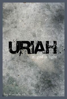 Baby Boy Name Uriah Meaning God is Light Origin boy names Boy Names strong Boy Names uncommon Boy Names unique Baby Boys, Baby Girl Names, Baby Names And Meanings, Names With Meaning, Name Inspiration, Writing Inspiration, Unusual Baby Names, Exotic Names, Hebrew Names