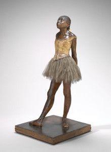 Edgar Degas Little Dancer Aged Fourteen, National Gallery of Art, Washington, Collection of Mr. and Mrs. Edgar Degas, Rodin, Degas Ballerina, Renoir, Camille Claudel, Ballerine Degas, Degas Little Dancer, What Is Miss, Satin Shoes
