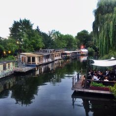 Along the Spree. #berlin