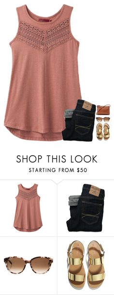 """""""Shoutout in d!!!! ;)"""" by kaitlynbug1226 ❤ liked on Polyvore featuring prAna, Hollister Co., Kate Spade, Lilly Pulitzer and ILI"""