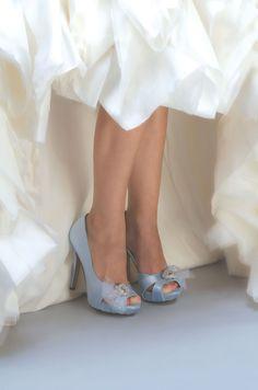 Wedding Shoes - Custom Color. $144.00, via Etsy.