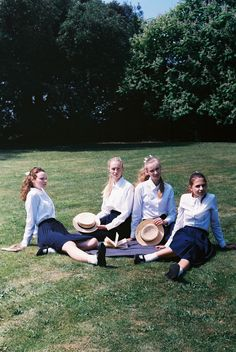 The Girls of Manor House by Jameela Elfaki - Girls on Film Boarding School Aesthetic, Character Inspiration, Story Inspiration, The Wombats, Gallagher Girls, Prep School, School Daze, Old Money, Girl Gang