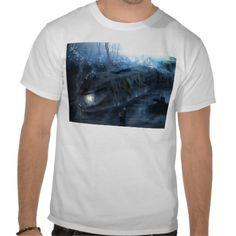 Trem_fantasma T-shirt