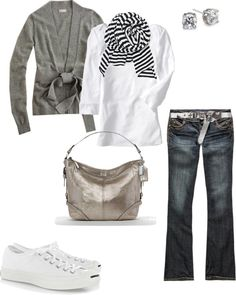 Theme Park on a cold day., created by teresa-loop on Polyvore