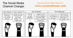 Are You A Social Media Channel Changer?
