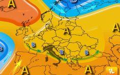 METEO MESE DI GIUGNO: POCA ESTATE E TANTI TEMPORALI Le previsioni meteo per il mese di Giugno ci indicano una situazione di clim altamente instabile con alternanza di bel tempo a violenti temporali. Correnti fresche per i primi giorni del mese, mentre #meteo #giugno #temporali #estate