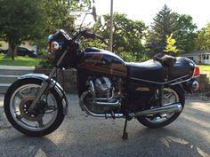 My Honda cx500 standard.