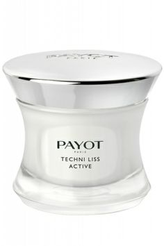 Payot Techni Liss Active is a rich day cream which smoothes the appearance of deep wrinkles. Specifically formulated with Payot's pioneering Complexe Liss Process, Techni Liss Active mimics the skin's repair process to correct wrinkles & turn back the aggressions of time. Smoothing & plumping the skin, Techni Liss Active offers a noticeable reduction on the length & depth of wrinkles. £51.50