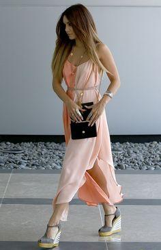 #Vanessa #Hudgens #dress #beautiful #style