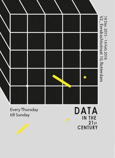 Grid black white Margarida Fleming V2 Graphic Design