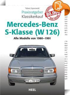 """Praxisratgeber Klassikerkauf Mercedes-Benz S-Klasse (W 126) :: Als 1979 die Baureihe 126 mit deutlich reduziertem Chromschmuck und erstmals mit der später für alle Mercedes-Benz-Baureihen obligatorischen Seitenbeplankung erschien, trat sie ein schweres Erbe an. Immerhin musste sie erneut das """"beste Auto der Welt"""" sein. Ein Kind des Windkanals, die Karosserie kaschierte mit ihren fließenden Linien geschickt ihre Größe, blieb sie doch unverkennbar eine im besten Sinne klassische Limo..."""