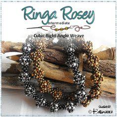 Ringa Rosey Tutorial by Studio183| JewelryLessons.com