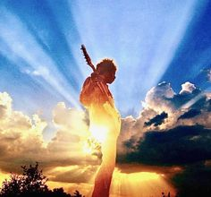 First Rays of New Rising Sun ~ Jimi Hendrix