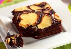 Receita de Pudim brownie - Pudim - Dificuldade: Fácil - Calorias: 257 por porção